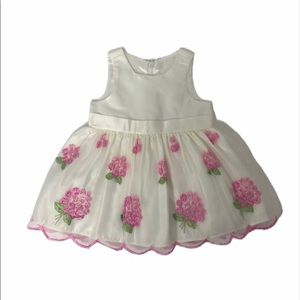 **Infant girls 6mo American princess dress